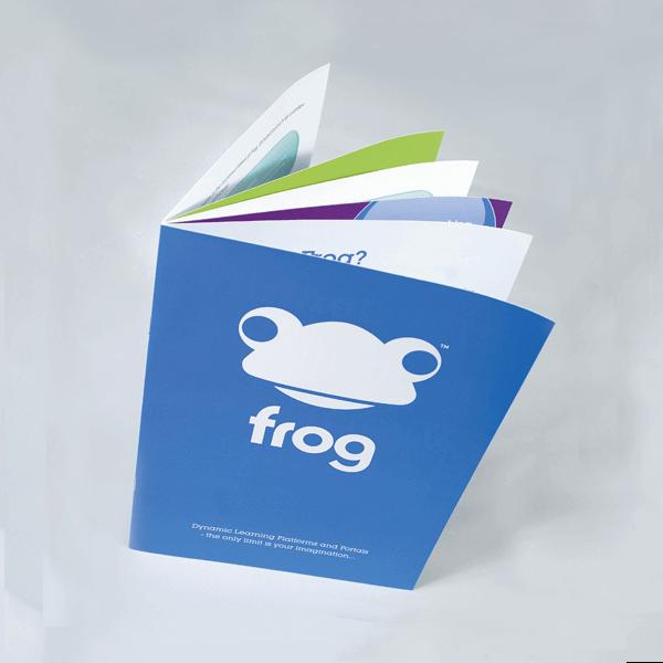 Frog Booklet