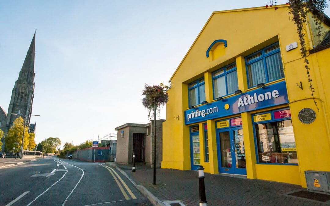 athlone printing store front