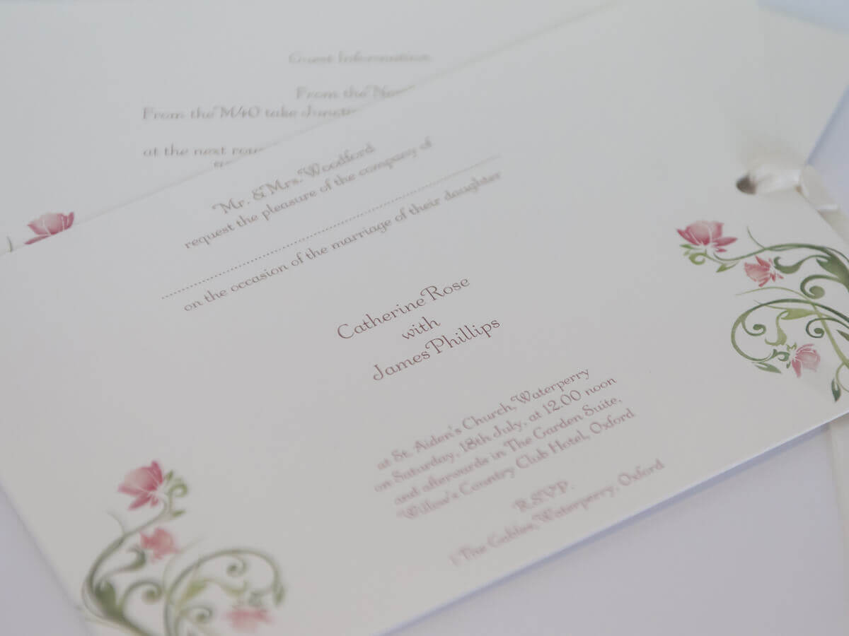 Weddings - Athlone Printing
