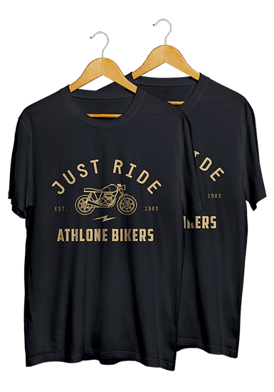 Athlone Bikers Tshirt