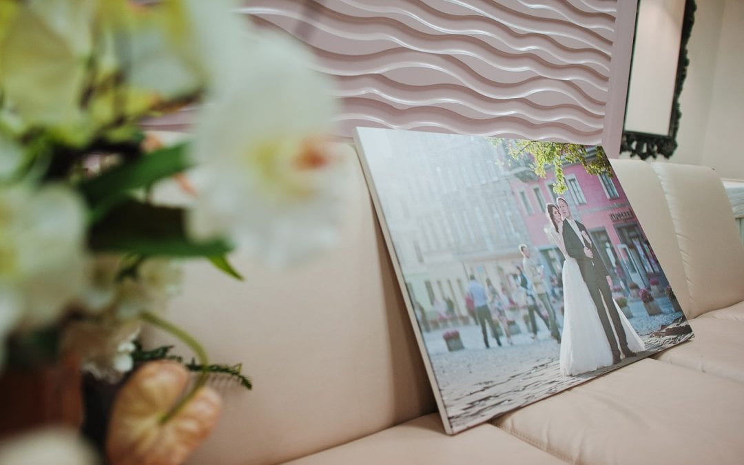 Why a canvas print would be a perfect Christmas gift